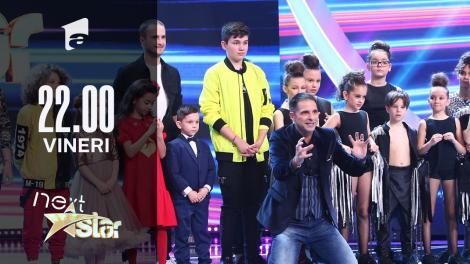 Next Star - Sezonul 10: Eric Dobriceanu merge în Marea Finală a show-ului