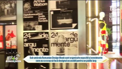A început Romanian Design Week! Cel mai amplu festival dedicat industriilor creative