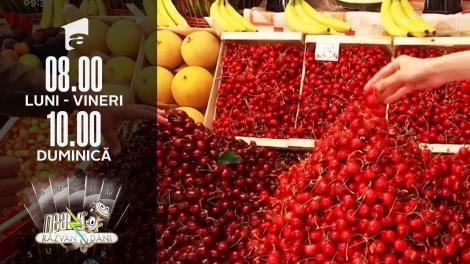Cum alegem fructele şi legumele şi legumele sănătoase