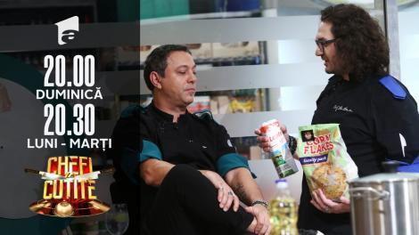 Chef Bontea a clacat! Chef Dumitrescu: Ori are foarte multă încredere în echipa lui, ori a abandonat lupta
