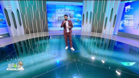 "Cezar Ouatu cântă LIVE piesa ""Love in Portofino"""