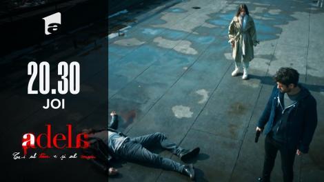 Adela, episodul 43. Motivul pentru care Mihai l-a împușcat pe Bebe: Am făcut-o pentru părinții mei, pentru mine