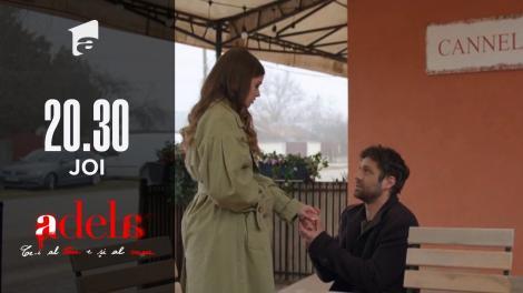 Adela, episodul 43. Mihai o cere în căsătorie pe Adela!