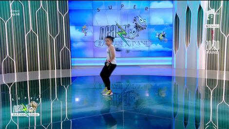 Aris Negoiță, noua senzație de pe scena dansului din România