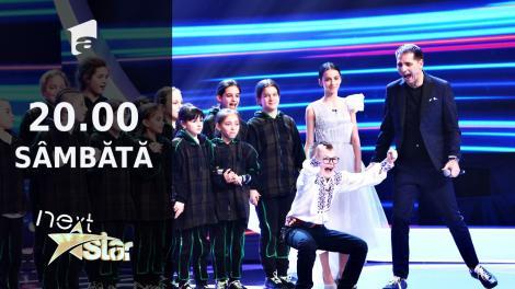 Next Star - Sezonul 10: Alex Lucaciu este Finalistul Serii și merge direct în Marea Finală Next Star 2021