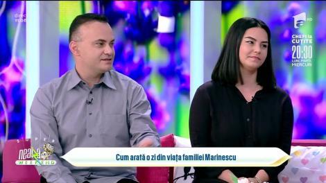 Medicul Adrian Marinescu și soția lui, Ema, pentru prima dată într-un platou de televiziune