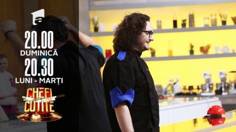 Lupta ultimelor amulete. Chef Scărlătescu, chef Dumitrescu și chef Bontea le folosesc pe toate, în același timp!