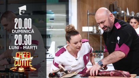 Chef Scărlătescu gătește cot la cot cu echipa lui: Îmi aduce aminte de atunci când eram tânăr și muncea câte 12 ore pe zi