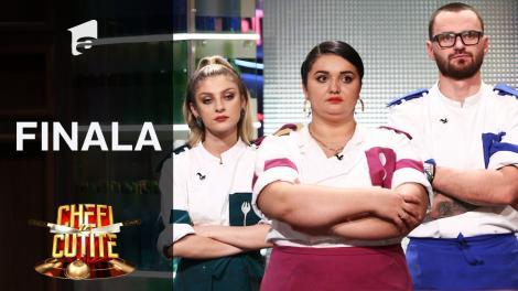 Narcisa Birjaru este câștigătoarea Chefi la cuțite 2021, sezonul 9