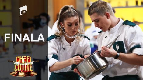 Elena Matei a trecut prin momente dificile în finala Chefi la cuțite