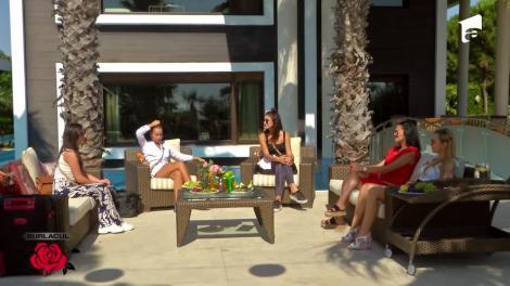 Alexandra, Melissa şi Ana le-au povestit fetelor ramăse la Istanbul despre date-urile cu Andi din Cappadocia