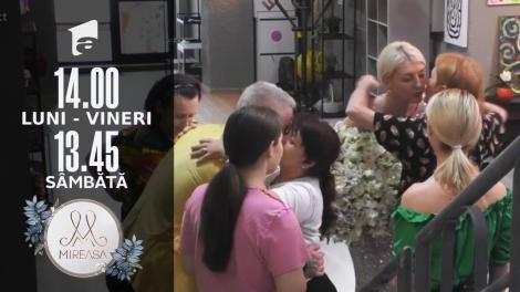Bogdan, o cerere în căsătorie tratată cu bucurie! Ce mesaj le-a transmis tatăl concurentului celor doi