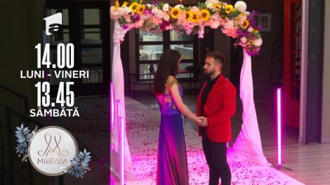 Cele zece zile în casa Mireasa s-au sfârșit pentru Adelina! Alin nu acceptă logodna