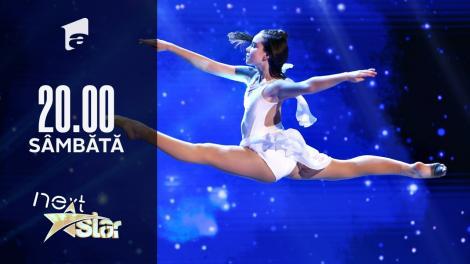 Next Star - Sezonul 10: Vanessa Bondor - Balet liric