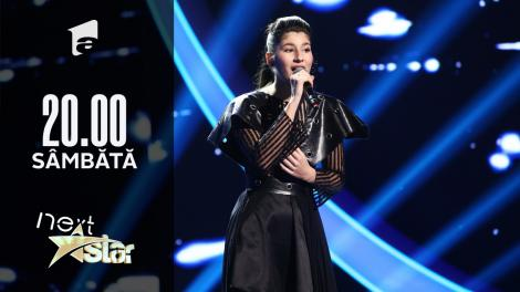 Next Star - Sezonul 10: Raissandra - Interpretează o piesă în limba albaneză
