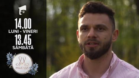 Radu părăsește casa Mireasa! Parcursul concurentul în competiție s-a sfârșit