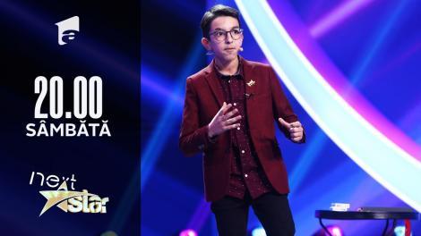 Next Star - Sezonul 10: Andrei Paltenea - Moment de magie