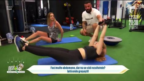 Exerciții de bază pentru un abdomen plat