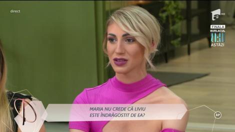 Maria și Liviu vorbesc despre despărțire!: Tu ai vrut să se ajungă aici