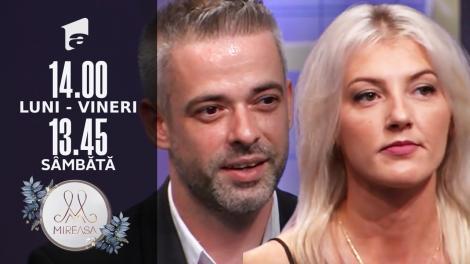 Bogdan şi Anamaria, o dragoste pusă la îndoială? Cei doi se tem de căsătorie?