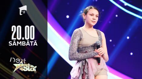 Next Star - Sezonul 10: Annemarie Lutsch merge în Marea Finală a show-ului