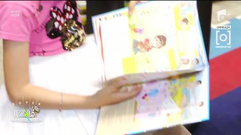 """""""Prințesa care colorează gânduri"""" de Leila Momoc"""