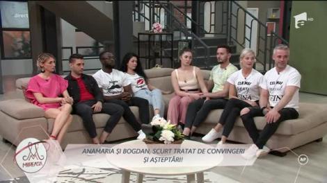 Anamaria și Bogdan nu vor să facă nuntă!