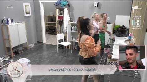 """Liviu crede că Maria poate să-l părăsească pentru """"Burlacul"""" Andi"""