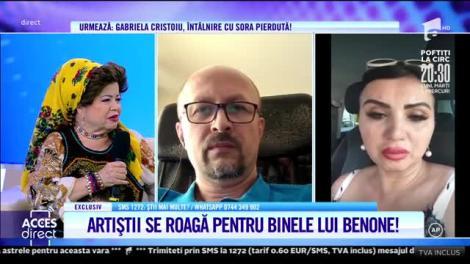 Acces Direct, 13 iulie 2021. Artiștii se roagă pentru binele lui Benone Sinulescu! În ce stare este maestrul?