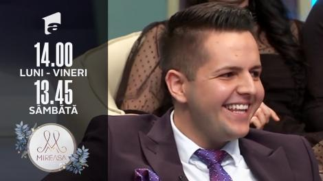 """Gala Mireasa, 17 iulie 2021, sezonul 3. Liviu, acuzații la adresa cuplului Marian și Andreea: """"Sunt falși"""""""