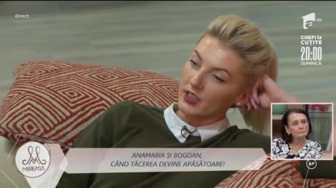Mireasa 2021, sezonul 3. Ana și Bogdan, o relație încordată. Ce s-a întâmplat între cei doi