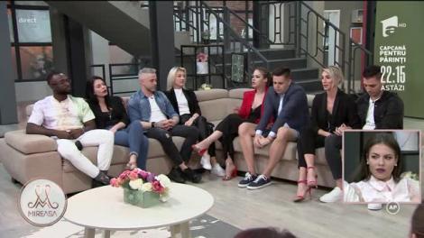 Mireasa Sezonul 3, 23 iulie 2021. Reproșuri usturătoare între Izabela și Andreea!