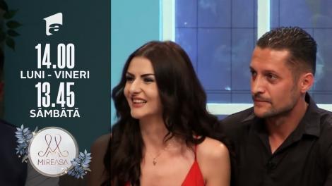 Gala Mireasa, 24 iulie 2021, sezonul 3. Iubirea lor dăinuie! Mihai și Bianca, viața de dincolo de emisiune