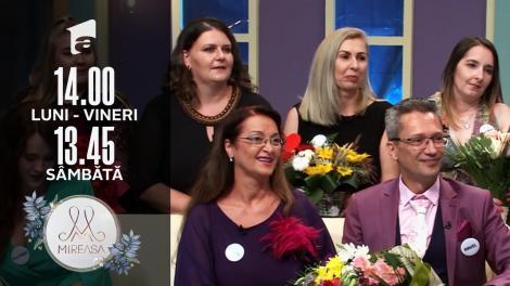 Gala Mireasa, 24 iulie 2021, sezonul 3. Concurenții au ocazia să vorbească cu susținătorii lor