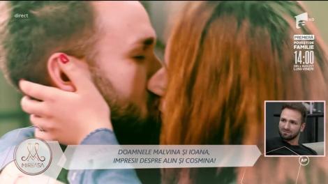 Mireasa, 28 iulie 2021, sezonul 3. Cum s-a îndrăgostit Cosmina de Alin
