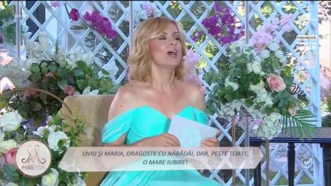 Liviu și Maria sunt susținuți de familie în finala sezonului 3 Mireasa