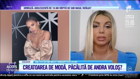 Acces Direct, 11 august 2021. Creatoarea de modă Monica Stoica, acuzată că ar fi ameninţat-o pe Andra Voloş!