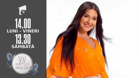 Gala Mireasa sezonul 4, 28 august 2021. Isidora a mers 6 luni la psiholog după ultima relaţie