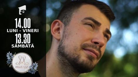 """Gala Mireasa sezonul 4, 28 august 2021. Victor, concurent al noului sezon: """"Sunt un bărbat săritor, empatic şi loial"""""""