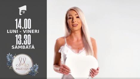 Gala Mireasa sezonul 4, 28 august 2021. Anca a visat să devină poliţistă şi a mai fost căsătorită