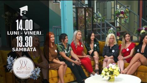 Mireasa Sezonul 4, 30 august 2021. Ion le-a cunoscut pe fetele din Casa Mireasa