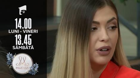 """Mireasa Sezonul 4, 2 septembrie 2021. Doamna Lenu, despre Adelina: Nu îmi e dragă, are un tupeu fantastic"""""""