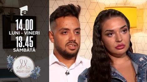 Gala Mireasa sezonul 4, 4 septembrie 2021. Mohamed și Isidora au avut parte de un super date