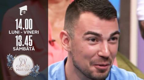 Gala Mireasa sezonul 4, 4 septembrie 2021. Victor recunoaște că o place pe Anca: Este foarte drăguță!