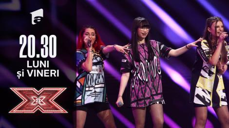 X Factor sezonul 10, 6 septembrie 2021. Trupa Especial - Bounce Back
