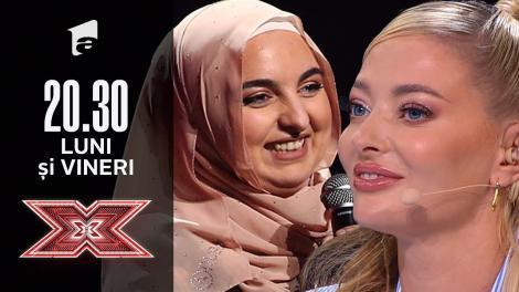X Factor Sezonul 10, 6 septembrie 2021. Mirela Bogasieru - Blue Jeans