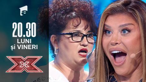 X Factor sezonul 10, 6 septembrie 2021. Mariana Popescu - Lie, ciocârlie