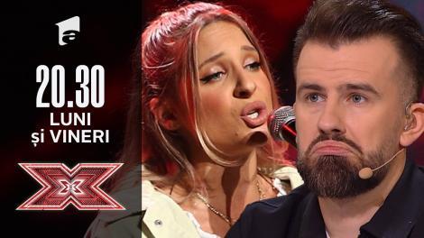 X Factor sezonul 10, 6 septembrie 2021. Raluca Oaida - Figures