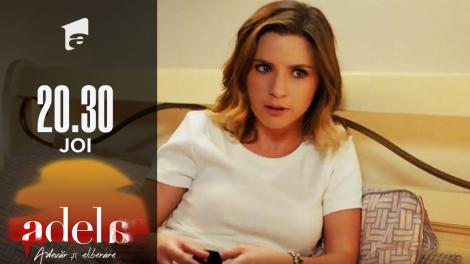 Adela sezonul 2, episodul 7, 9 septembrie 2021. Adi o cere de soție pe Livia