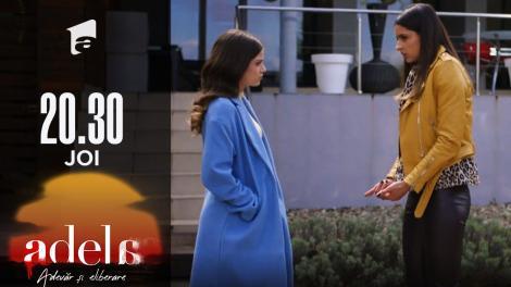 Adela sezonul 2, episodul 7, 9 septembrie 2021. Adela i-a mărturisit Andreei că încă îl iubește pe Mihai